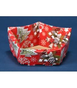 Kosz prezentowy świąteczny kmw 15