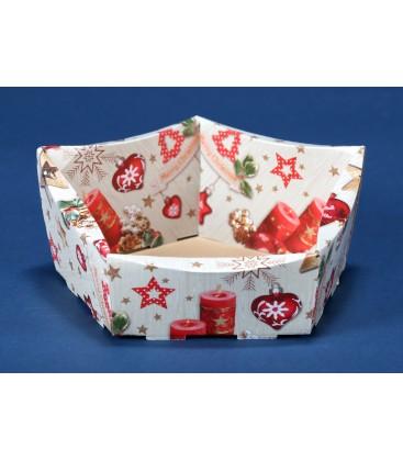 Kosz prezentowy świąteczny kmw 26