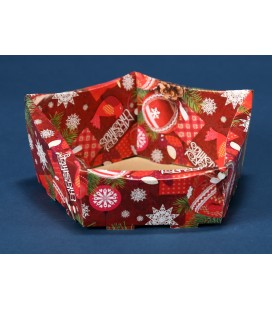Kosz prezentowy świąteczny kmw 27