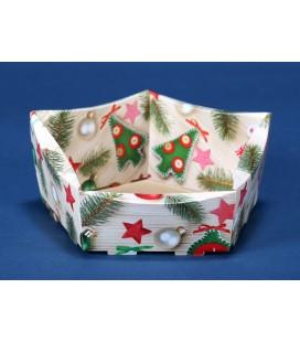 Kosz prezentowy świąteczny kmw 28