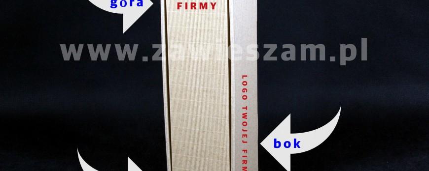 Pudełko z logo Firmy